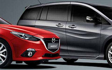 Mazda neuwagen autos kauft man bei koch gute preise for Koch automobile