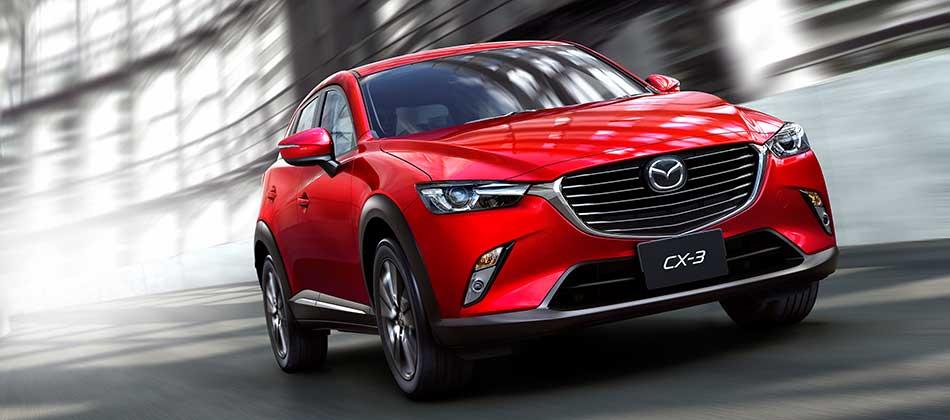 Europapremiere für den Mazda CX-3 in Genf   Autos kauft ...