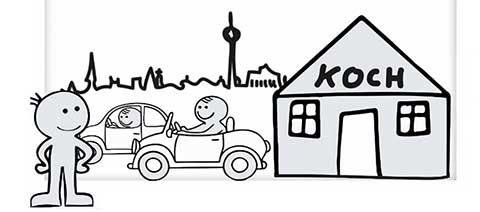 home autos kauft man bei koch gute preise guter service. Black Bedroom Furniture Sets. Home Design Ideas
