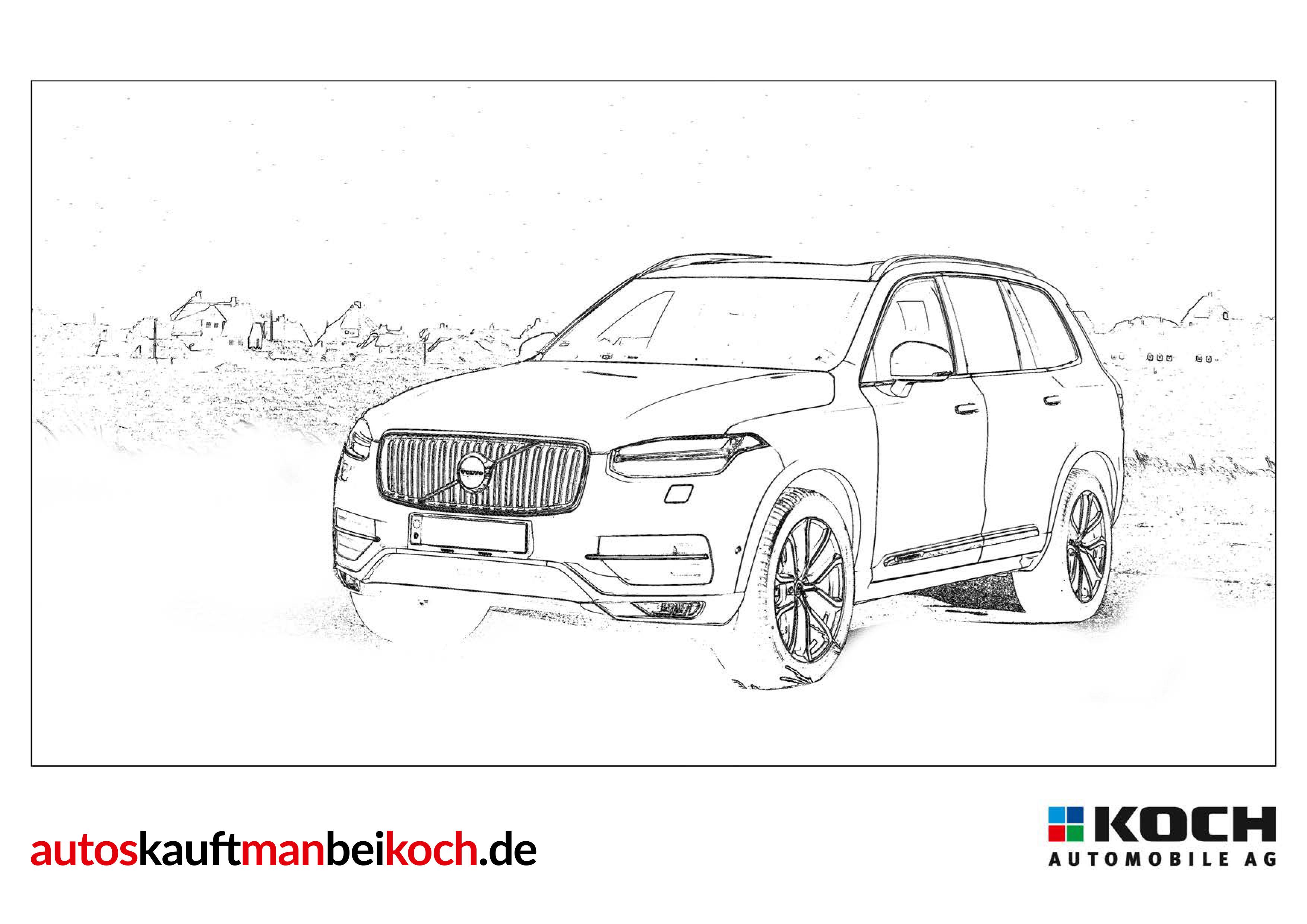 Ausmalbilder Für Kinder Auto : Malvorlagen Autos Kauft Man Bei Koch Gute Preise Guter Service