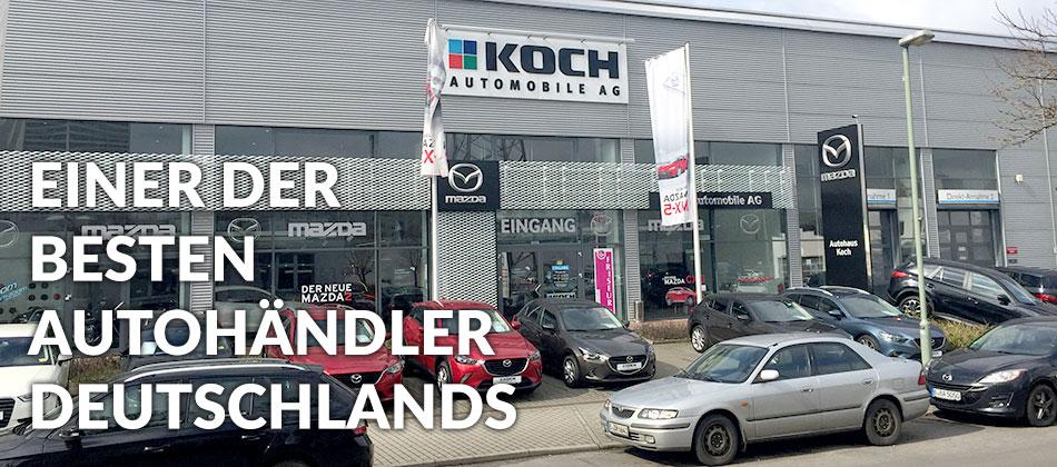 Autobild Koch Ist Einer Der Besten Autohändler Deutschlands Autos
