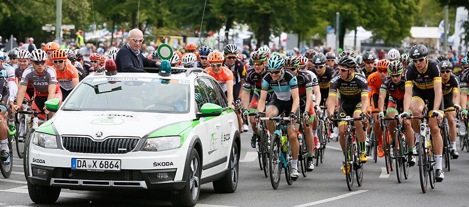 ŠKODA setzt starkes Radsport-Engagement in Deutschland ...