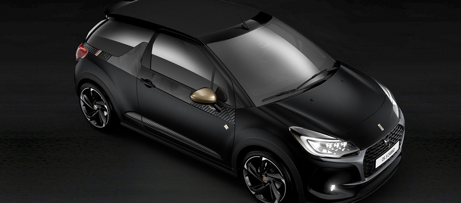 sonderedition ds 3 performance black special autos kauft man bei koch gute preise guter service. Black Bedroom Furniture Sets. Home Design Ideas