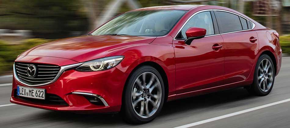 mazda6 – mehr komfort und fahrspaß im modelljahr 2017 | autos kauft