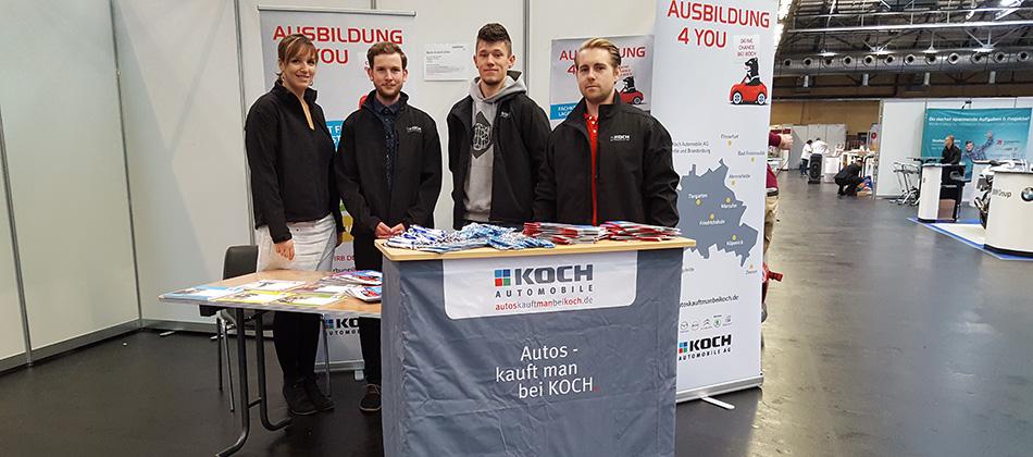 Koch Auf Der Vocatium Berlin II 2016