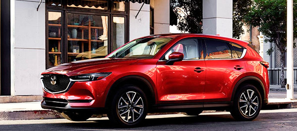 Weltpremiere für den neuen Mazda CX5 auf der Los Angeles