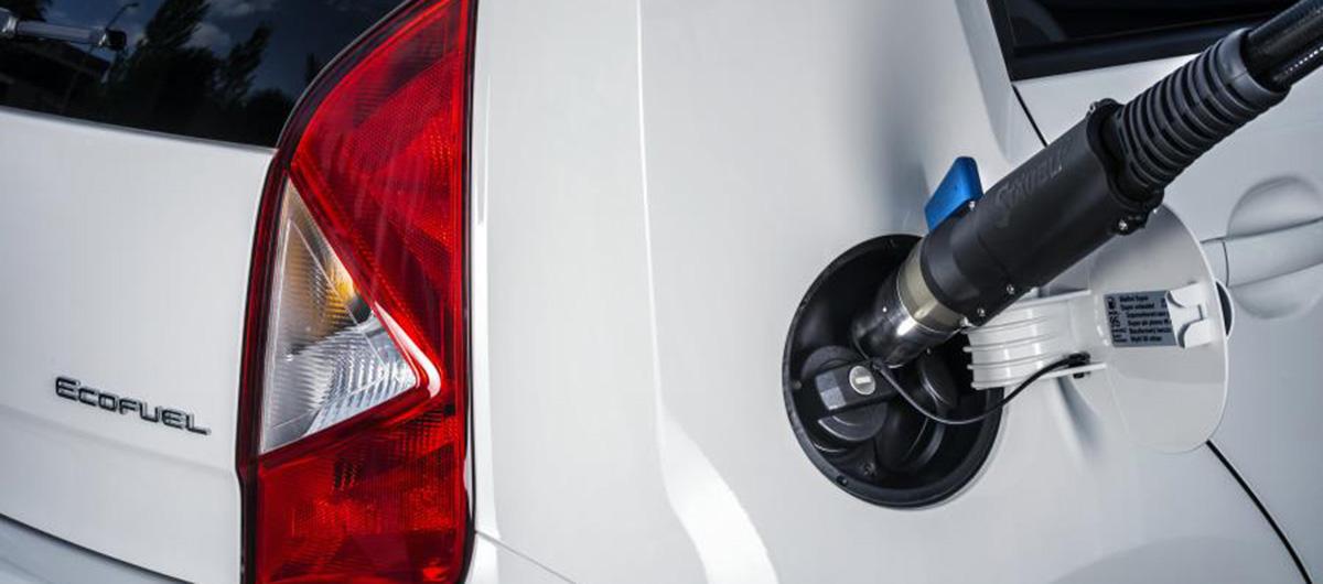 SEAT Erdgas Ecofuel