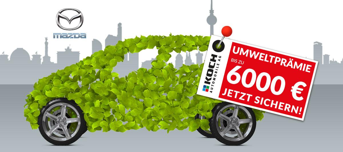 mazda gewährt skyactiv wechselprämie | autos kauft man bei koch