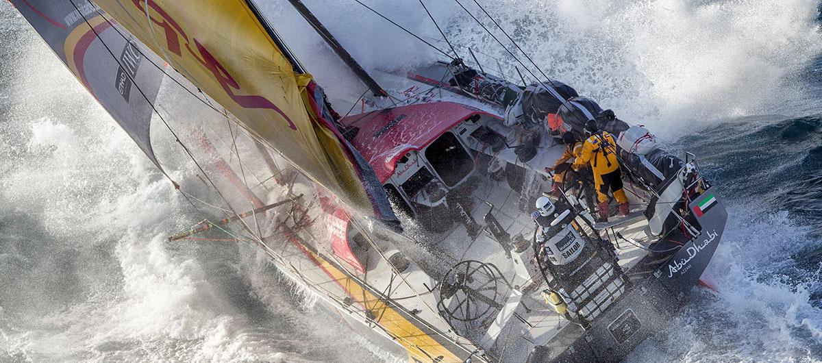Volvo Ocean Race 2017/18: Die Härteste Segelregatta Der