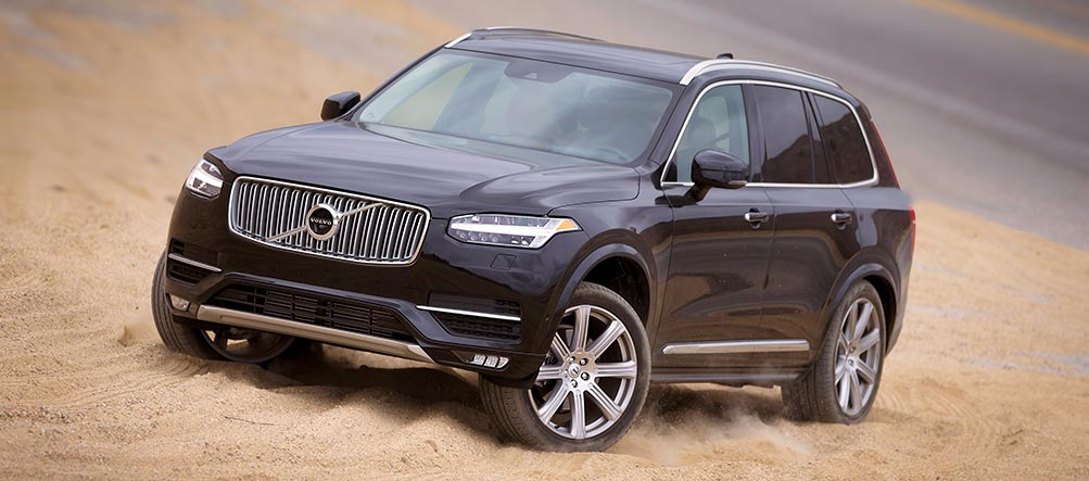 Volvo XC90 Off Road Award