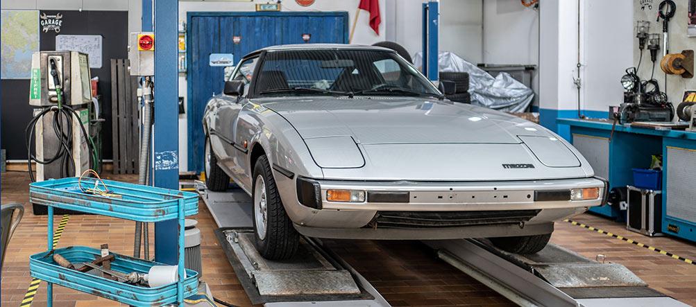 Mazda Garage