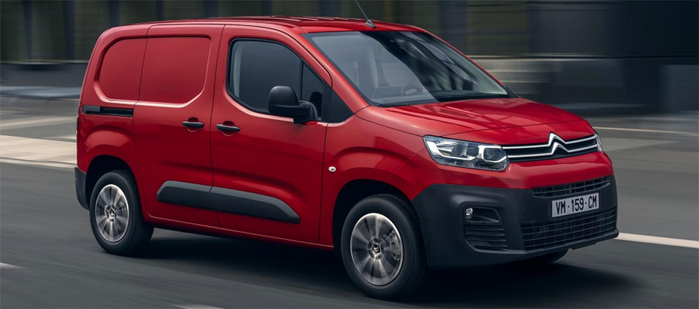 neuer citroen berlingo ist van of the year 2019 autos. Black Bedroom Furniture Sets. Home Design Ideas