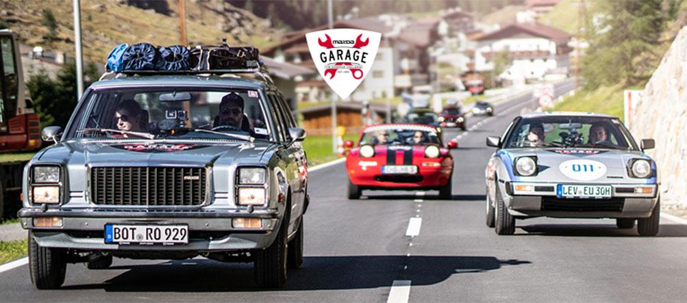 Mazda Rallye