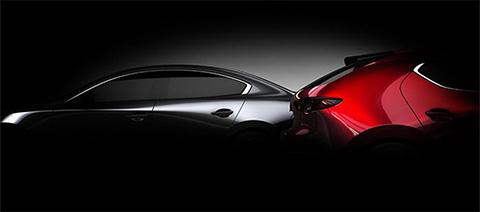 Mazda3 2018