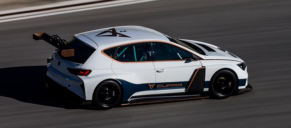 CUPRA e Racer German Design Award Gewinner