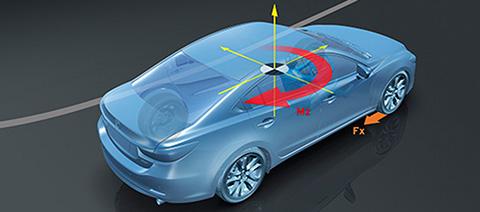 Mazda G Vectoring Control Plus