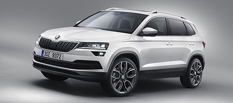 SKODA KAROQ TopPerformer