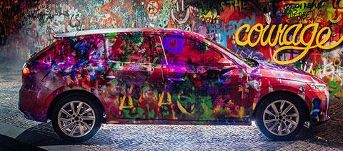 Scala Lennon Wall