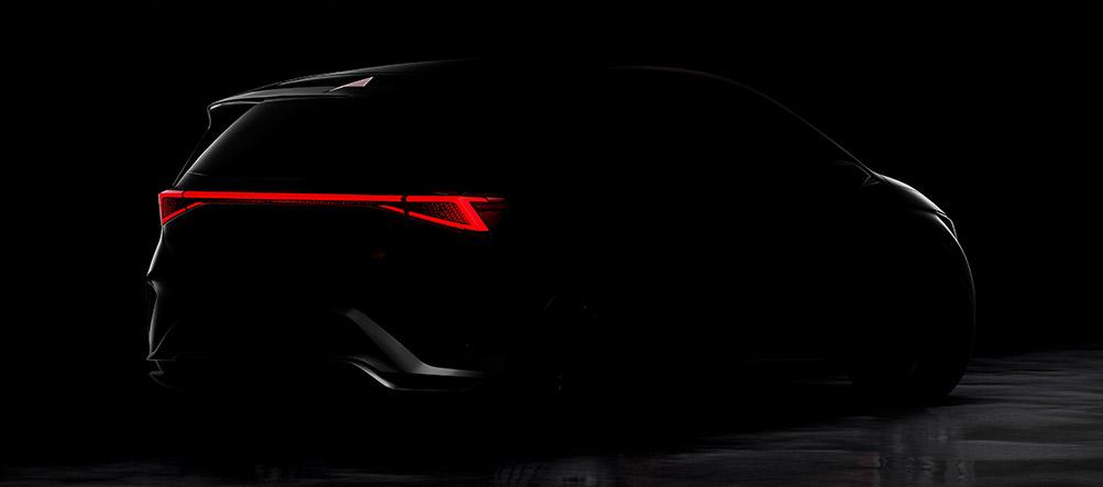 SEAT E Concept Car