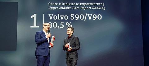 Volvo S90 und Volvo V90 Best Cars 2019