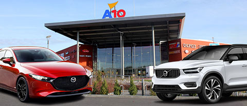 Koch AG A10 Center Volvo XC40