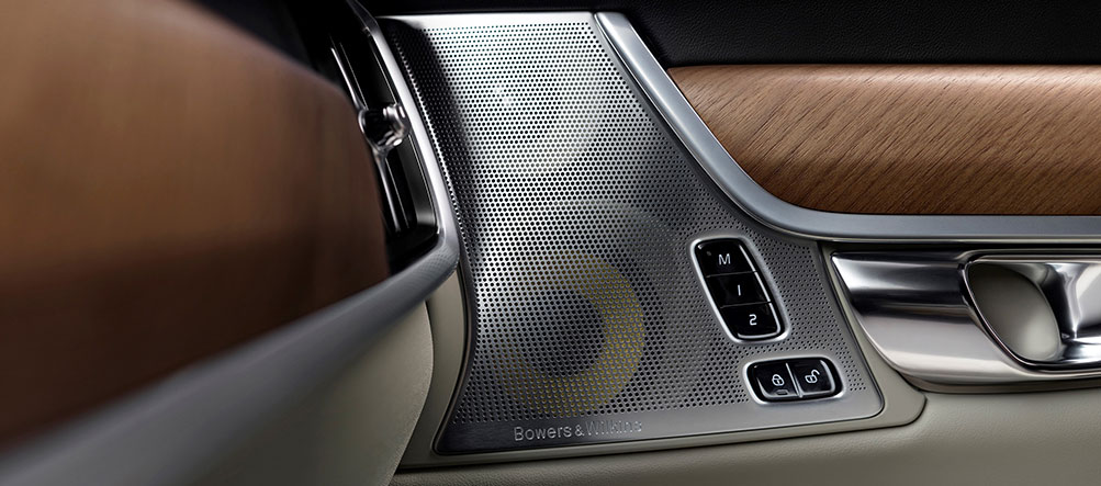 Bowers and Wilkins Volvo