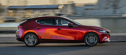 Mazda3 M Hybrid