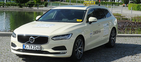 Volvo_V90_Taxi