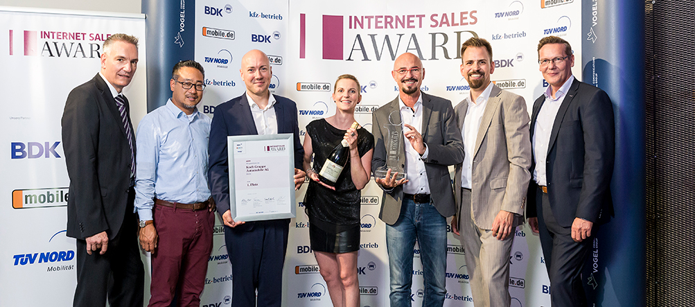 Internet Sales Award 2019