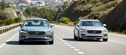 Volvo Firmenauto des Jahres