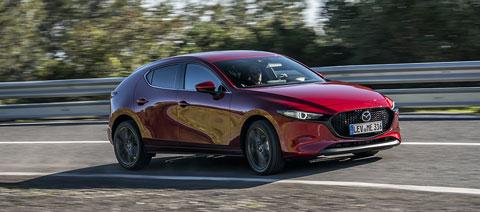 Mazda3 Testaktion