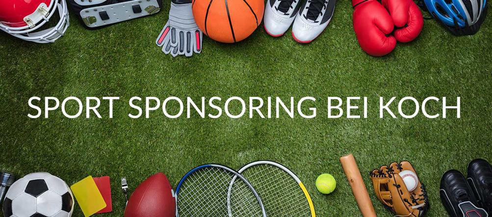 Koch Sportsponsoring