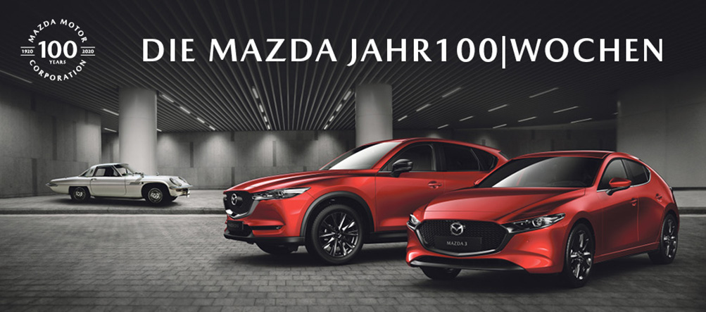 Mazda 100 Jahre