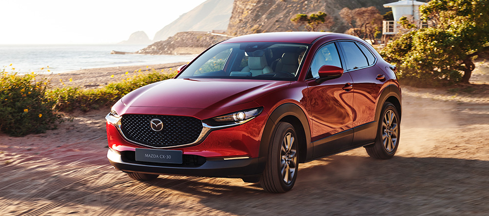 Mazda CX-30 Design Trophy